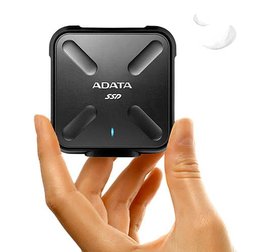 ADATA Announces SD700 Durable External SSD With 3D NAND