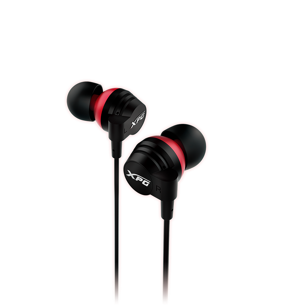 True 3D surround sound in-ear_XPG_Xtreme Performance Gear
