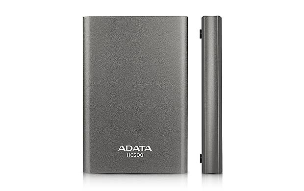 "ADATA HC500 500GB USB3.0 HDD 2.5"" - 2.5"" - 4712366961210 - 1"