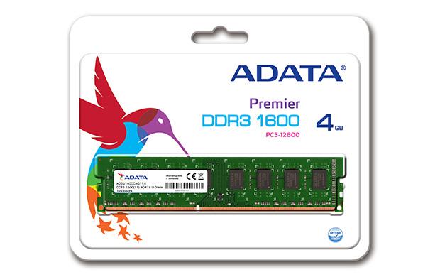 DDR3 1600 Unbuffered DIMM