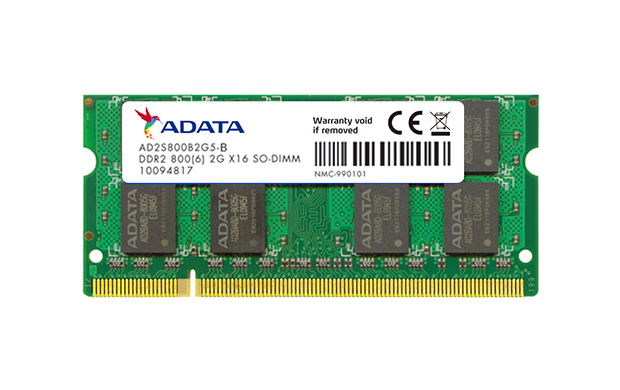 DDR2 800 200 Pin SO-DIMM | ADATA Consumer