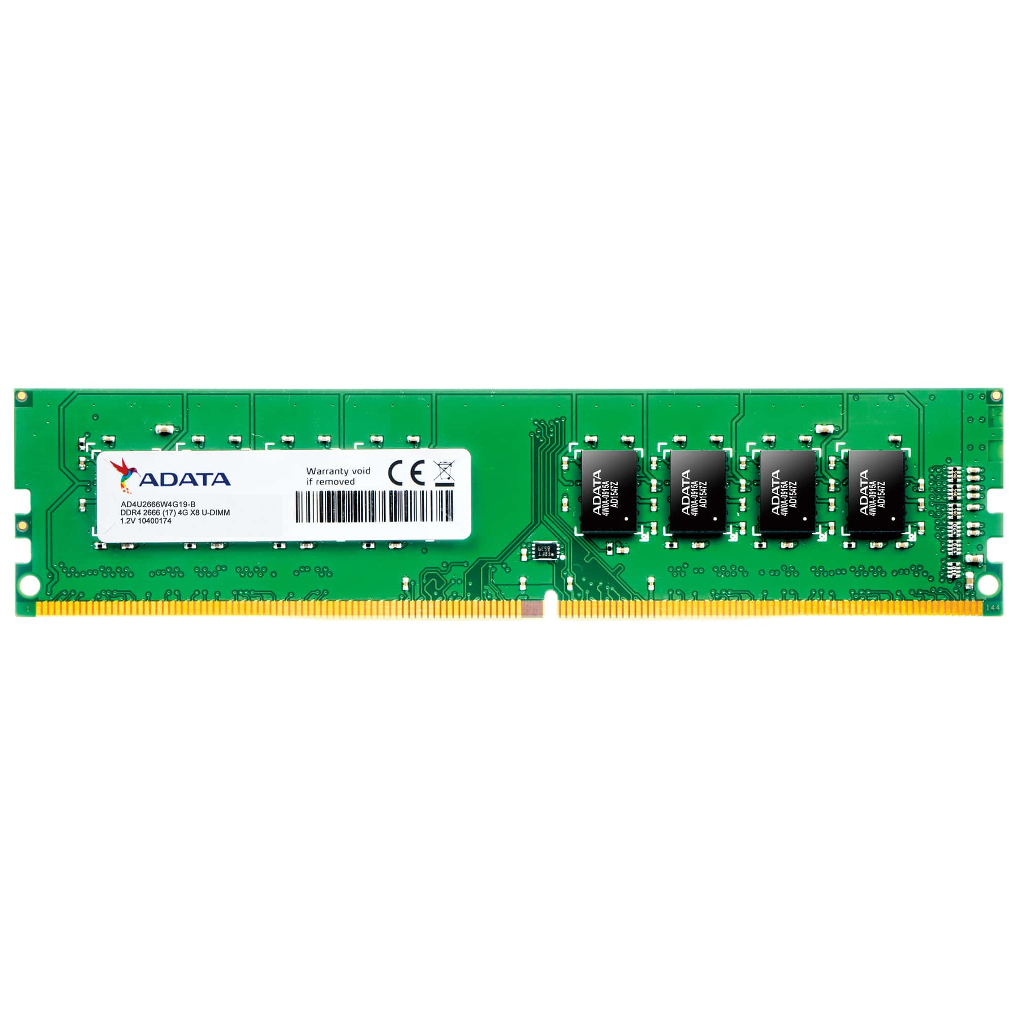 DDR4 2666 Unbuffered-DIMM