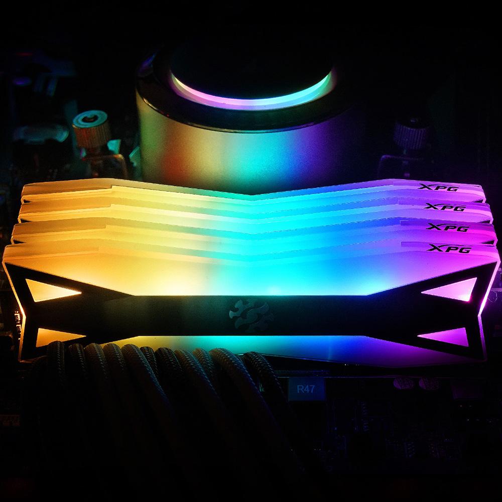 SPECTRIX D60G DDR4 RGB Memory Module | XPG