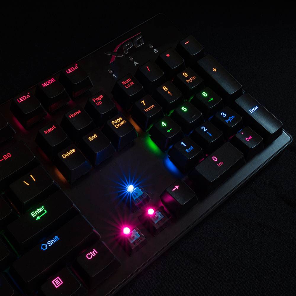 Xpg Infarex K20 Gaming Keyboard Xpg