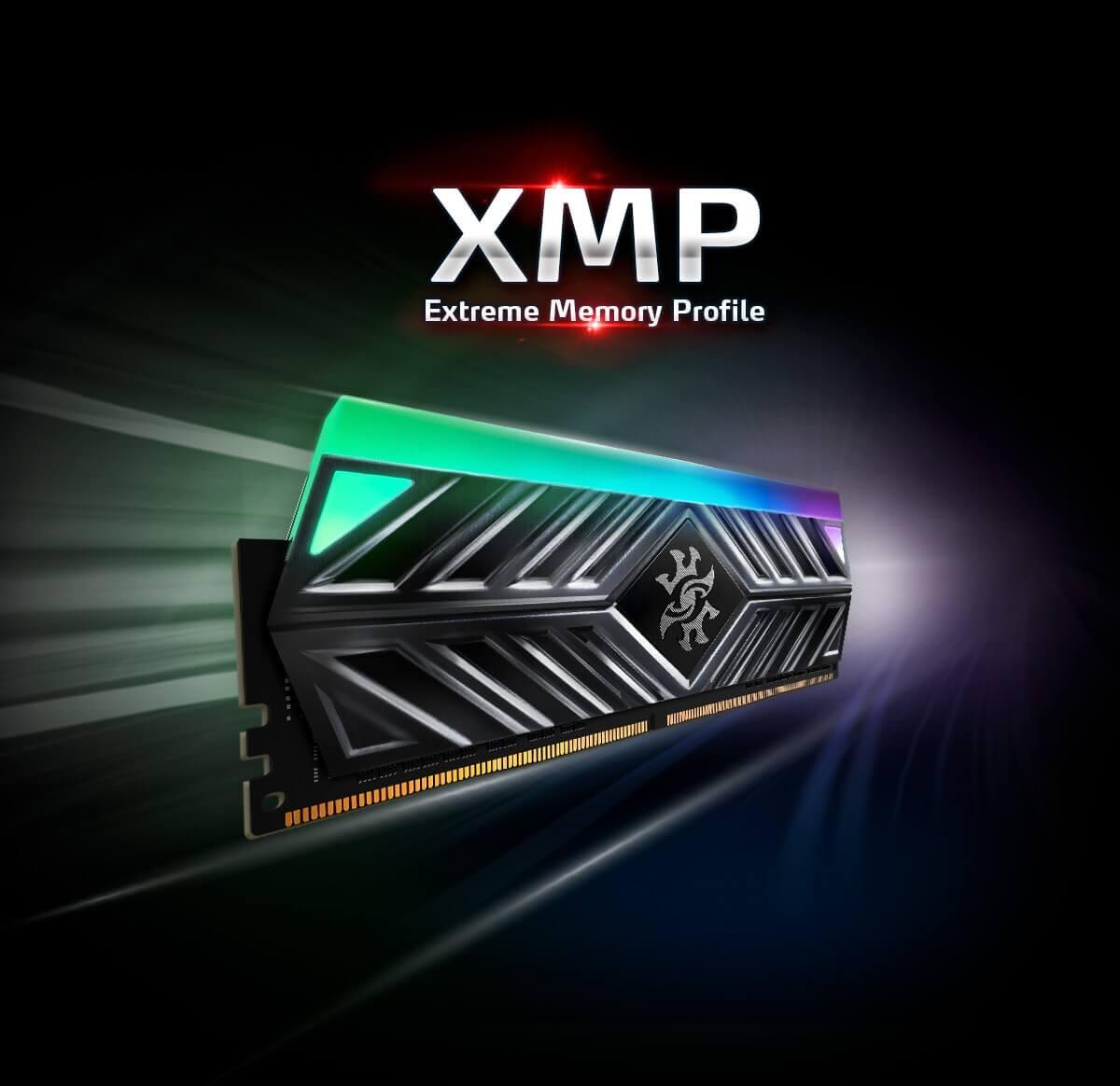 SPECTRIX D41 DDR4 RGB Memory Module | ADATA Consumer