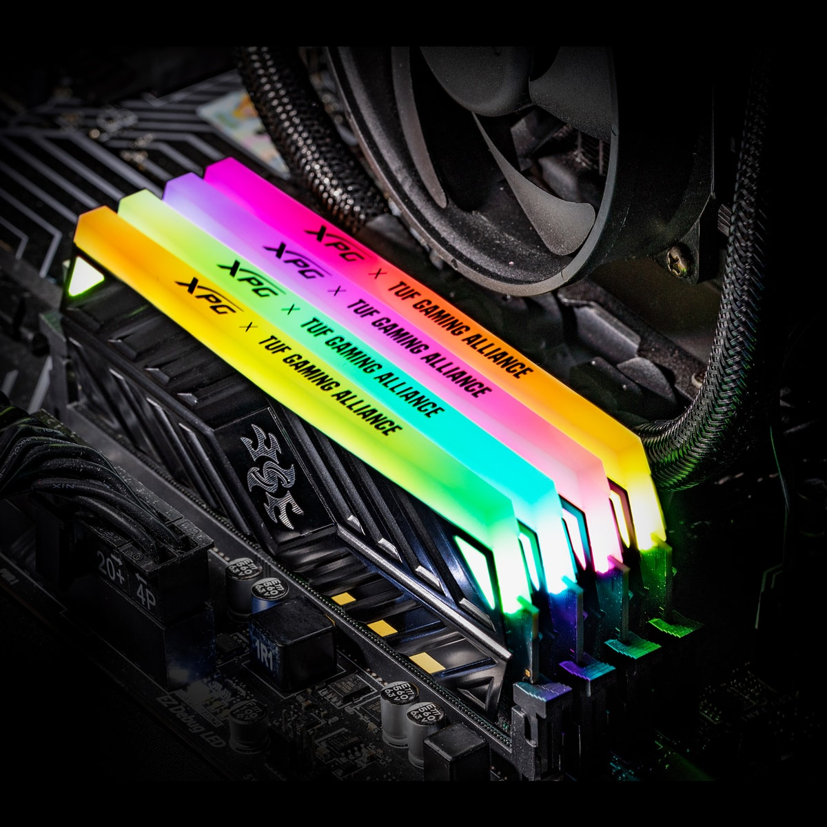 SPECTRIX D41 DDR4 RGB Memory Module | Description | ADATA