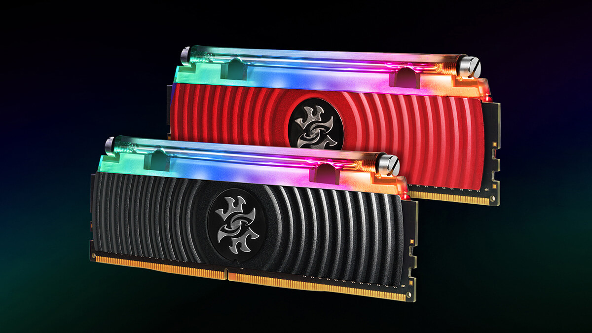 SPECTRIX D80 DDR4 RGB Liquid Cooling Memory | Description